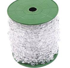 Fonder Mols 200 Feet Roll Clear Crystal Acrylic Party Gar... https://www.amazon.com/dp/B00KD6PBOQ/ref=cm_sw_r_pi_dp_73-NxbZQNSGXR
