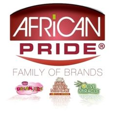 Thank you @African Pride Hair Care for your support of #LACURLYGIRLS - WE APPREICATE YOU! #teamnatural #naturalgirlsrock