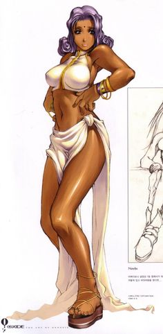 animated character who is neela - Google Search