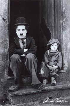 Read my brief introduction to early silent films HERE Charlie Chaplin was not just a silent movie actor, he was an icon of early cinema. Chaplin was a writer, Old Movies, Great Movies, The Kid 1921, Margaret Bourke White, Charles Spencer Chaplin, Vintage Films, Cinema Tv, Movies And Series, Classic Movies
