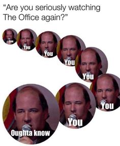 23 Amusing 'Office' Memes To Peruse In Your Own Boring Workplace - Memebase - Funny Memes meme the office 23 Amusing 'Office' Memes To Peruse In Your Own Boring Workplace Best Of The Office, The Office Show, Office Tv, The Office Love Quotes, Kevin The Office, Office Jokes, Funny Office Memes, You Oughta Know, Whatsapp Videos