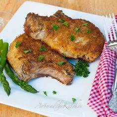 ArtandtheKitchen: Panko Crusted Pork Chops
