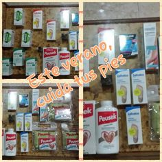 Mostrador cuidado de los pies. 7-15 #Farmacia. #farmaciaf_rivas. #Botica. #Marketing #PhotoGrid. #Picaduras. #olor pies. #hidratación. #cuidado pies