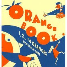 Orange book : 1, 2 ... 14 oranges