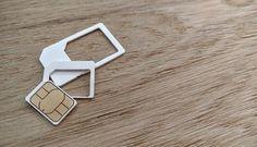 Cómo cortar una SIM, pasar de Micro SIM a Nano SIM