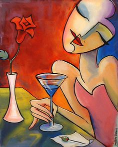 End of the Bar ~ Jeanette Jarville