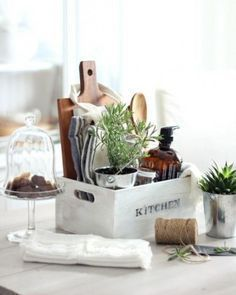 Transforming a house into a home takes more than just beautiful decor and perfectly placed furniture…it takes time, love and care. Moving into – and setting up – your dream house can be a daunting task, which is why housewarming gifts are a thoughtful way to wish someone an easier transition into their new…