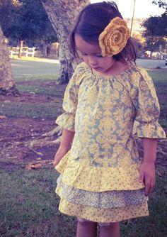 Maggie Dress-easy pattern!