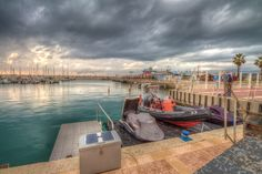 Ashkelon Marina, Israel