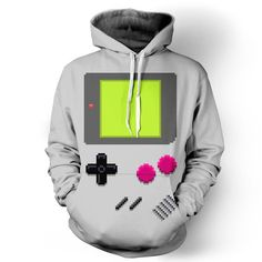 Beloved Shirts presents the Handheld Hoodie