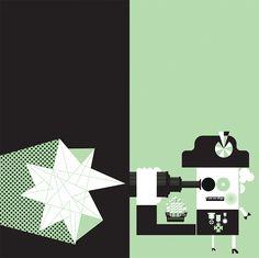 Mick Marston | Illustrator | Central Illustration Agency