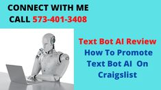 Text Bot AI Review - How To Promote Text Bot AI On Craigslist Beauty Habits, Beauty Tips For Skin, Health And Beauty, Avon Products, Beauty Products, Make Money Online, How To Make Money, Korean Beauty Tips, Best Online Shopping Sites