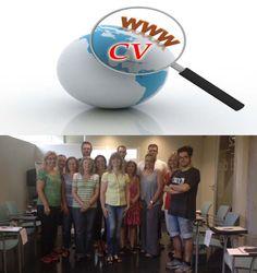 """Genial el grupo de hoy en el #curso RF10 - """"Principales WEBs donde albergar el #CV""""  Gracias chicos!!! Para más información e inscripcion gratuita a las próximas ediciones: http://w27.bcn.cat/porta22/es/activitats/edit-ws.do?idActivitat=726309 #BCNTreball #Barcelona #BCN #Curriculum #OrientacionLaboral #CeliaHil #LaGornal #Formacion #Formacio #OrientacioLaborla #Feina #Treball #Ocupacio #Empleo #Trabajo"""