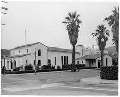 Four square church on Santa Clara and Kalorama Streets in Downtown Ventura, California. Ventura California, Ventura County, California Homes, Santa Clara, Four Square, Acre, Nostalgia, Relax, History