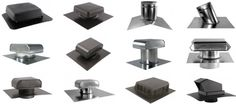 If you are in the market for metal roof vents for your next construction project, FAMCO is home to some of the highest quality products for your remodel or first-time construction project Metal Roof Vents, Roof Vent Cap, Roof Cap, Gable Vents, Chimney Cap, Roof Detail, Architecture Details, Attic, Creativity