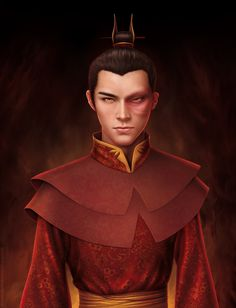 To celebrate a new episode, here is Zuko. This took much longer then I expected, because I just couldn't decide on what hair and clothes he should . realistic painting of Zuko 2 Avatar Aang, Avatar Airbender, Team Avatar, Mai And Zuko, Prince Zuko, Avatar Series, Iroh, Azula, Fire Nation