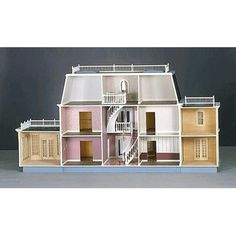 Real Good Toys Foxhall Manor Dollhouse Kit