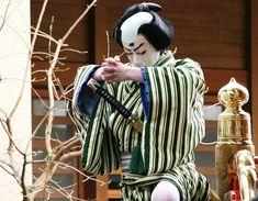 長浜曳山まつり 子供歌舞伎奉納