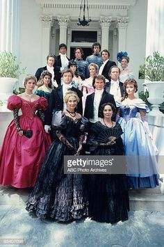 TV 'North and South Book I' Based on John Jakes bestselling novel this TV miniseries is about the enduring friendship that developed between. Abc Movies, Series Movies, Good Movies, Movies And Tv Shows, Tv Series, Patrick Swayze, North And South, Civil War Movies, Image Film