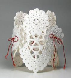 Ela Cindoruk paper bracelet