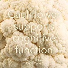 Cauliflower benefits