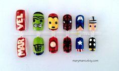 The Avengers! iracebethqueen