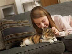 Love may be defined as an intense feeling of affection and lots of us have this for our animal companions. We can never know their true feelings towards us but in most cases we can be sure that they enjoy being with us.