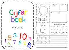 Juf Shanna: Cijferboek