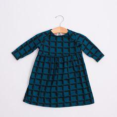 Infant Play Dress - Geo