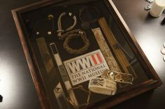 ***********************The 2013 Veteran's Day Historic Bracelet Framed Collection Raffle Contest