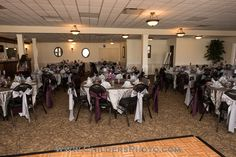 Wedding Venues, Heatherwoode Golf Club, Reception, Decoration, Childers Photography