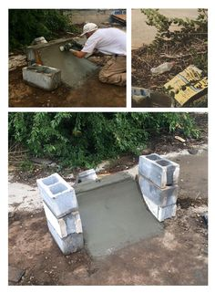 One contestant used QUIKRETE and a few concrete masonry units (cmus) to create a small #diy skate ramp. What will you create?