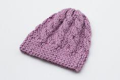 Heather Knit Baby Hat, READY TO SHIP, Unisex Baby Hat, Beanie, Ultra Soft Yarn…