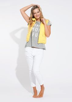 Lilly White Jeans, Pants, Style, Fashion, Spring Summer, Trouser Pants, Swag, Moda, Fashion Styles