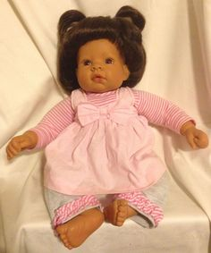 Lee Middleton Original Doll by Reva 20 Inches Weighted Body Vinyl 5-Adult Girl #LeeMiddleton