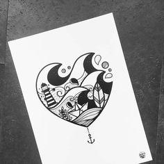 Dessin marin breton Illustrations, Sailor, Black N White, Drawing Drawing, Illustration, Illustrators