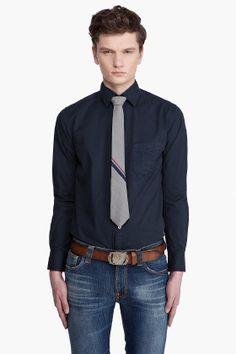 signature stripe tie rag & bone
