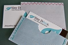 Tutorial: Security Pattern Business Card Envelopes