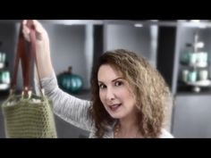 Stylish Easy To make Crochet Handbag - YouTube