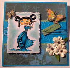 Akiko - Birthday Card