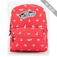 Vans Disney Realm Backpack