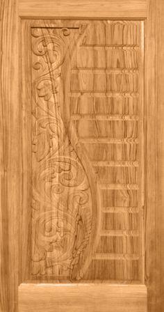 Teak Wood Carving Design Door online India from Indian vendors at RollingLogs. We engaged in manufacturing Burma TeakWood Door in beautiful designs and in al Home Door Design, Pooja Room Door Design, Bedroom Door Design, Door Design Interior, Wooden Front Door Design, Wood Front Doors, Single Main Door Designs, Modern Wooden Doors, Main Entrance Door