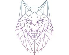"Image search result for ""wolf geometric drawing"" - . - Image search result for ""wolf geometric drawing"" – - Geometric Wolf Tattoo, Geometric Drawing, Geometric Art, Geometric Animal, Tattoo Abstract, Wolf Silhouette, Diy Tattoo, Animal Tattoos, String Art"