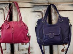 Two of our bags, which do you prefer? Women's Bags, Stylish, Women's Handbags