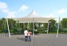 plaza rain proof structure - Google Search