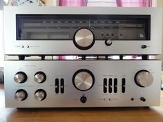 luxman L80V and T80V. Looking for the T-80....