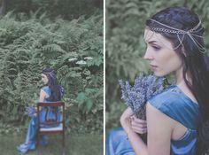 Este casamento é a melhor cena de sempre, quero tudo: Mists of Avalon Wedding Inspiration