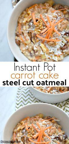 Instant Pot Carrot C