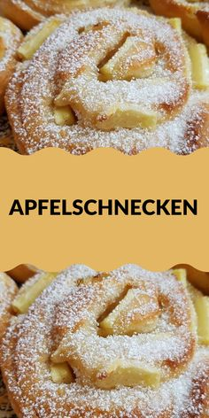 Apple Recipes, Clean Recipes, Easy Dinner Recipes, Diet Recipes, German Baking, Bread And Pastries, But First Coffee, Different Recipes, No Bake Cake