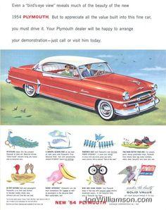 1954 Plymouth Belvedere Two Door Hardtop